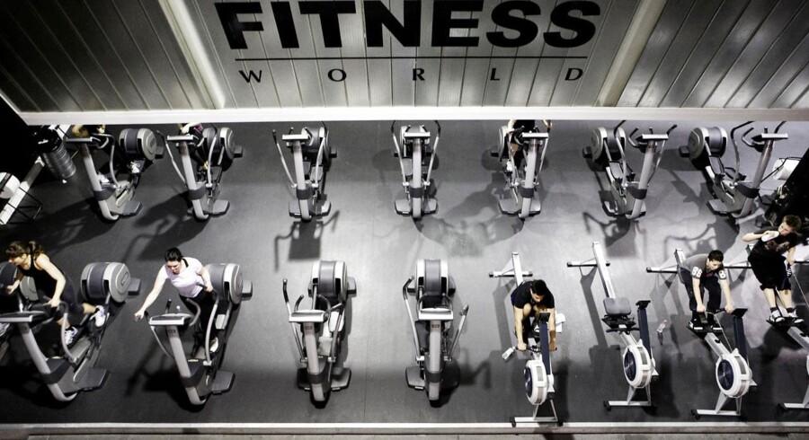 Fitness Worlds administrerende direktør, Per Lyngbak Nielsen er kontant, når han skal forholde sig til Fitness.dks vækstambitioner.