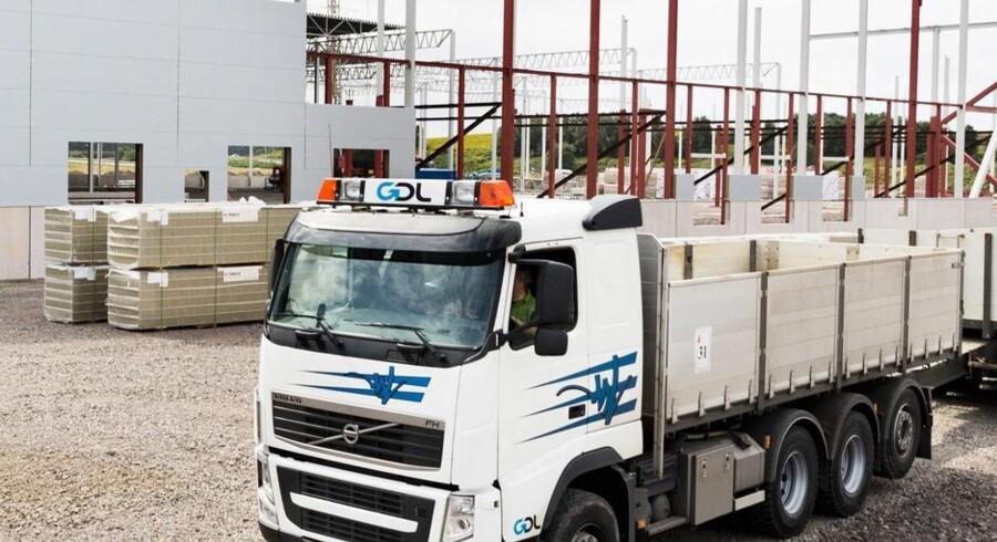 Den skandaleramte virksomhed DSVM Group beskæftiger sig med transport og modtagelse af forurenet jord og byggeaffald i Danmark og Sverige. PR-foto