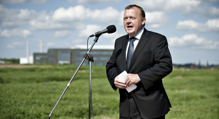 Venstre-formand Lars Løkke Rasmussen skal alligevel ikke tale til Frit Forums 1. maj-fejring.