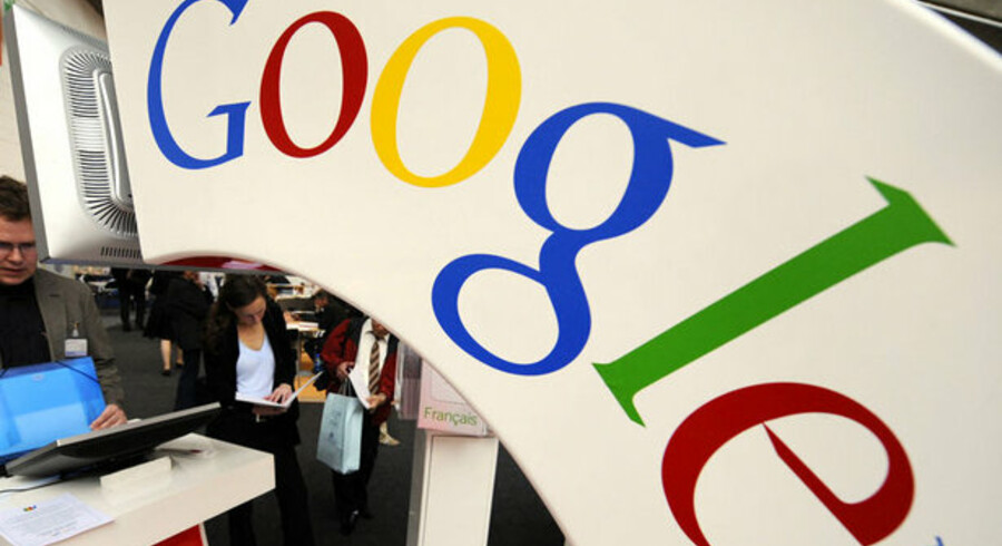 Falske netadresser giver godt for søgegiganten Google. Foto: John MacDougall, AFP/Scanpix