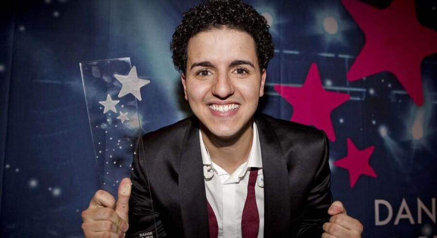 Basim er blevet beskyldt for plagiat af vindersangen ved Dansk Melodi Grand Prix.