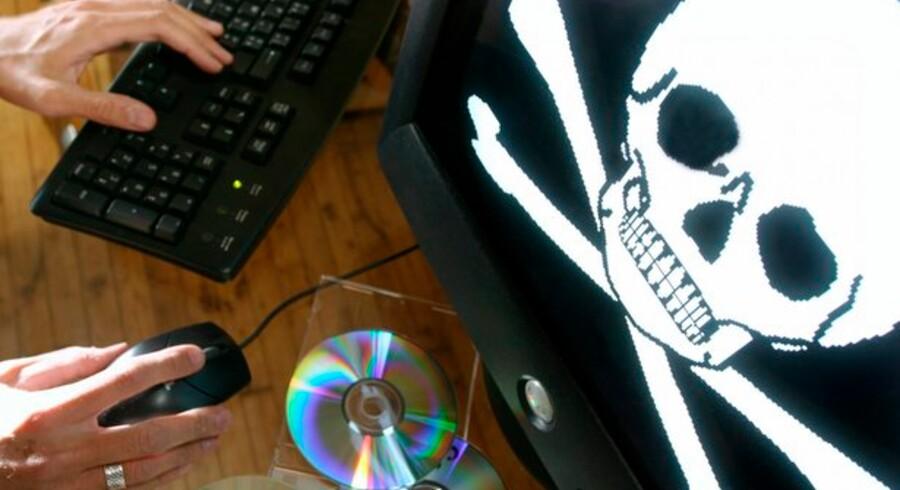 Sagen om lukningen af danske Tele2-kunders adgang til Pirate Bay-netstedet ender måske i Højesteret. Foto: Colourbox