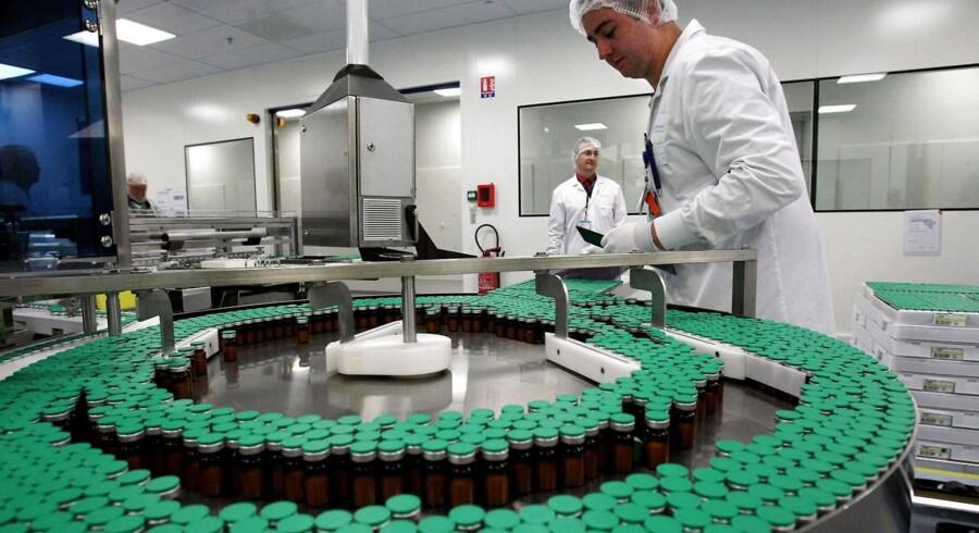 Historien om det franske medicinalselskab Sanofi kendetegner de europæiske virksomheders angreb på USAs overherredømme. Sanofi har stor vækst i USA og profiterer desuden af den stærke dollar.