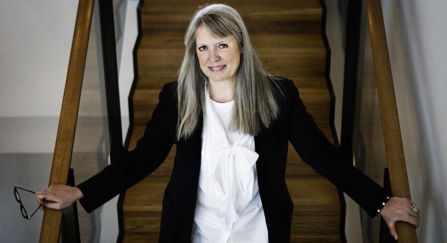 Konkurser er blevet den helt store og givtige forretning for landets advokatfirmaer. En af de fremmeste er Pernille Bigaard fra Plesner. Hun indgår i BNY's specialrapport om Danmarks største advokater. Her fotograferet på Plesner på nordhavnen.