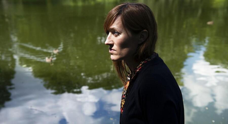 Christina Rosendahl, filminstruktør, bliver kritiseret af formanden for Danske Biografer, Kim Pedersen, for at ville indføre kønskvotering.