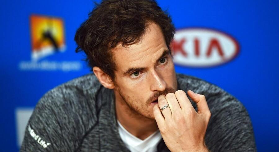 Det har været nogle begivenhedsrige uger for Andy Murray
