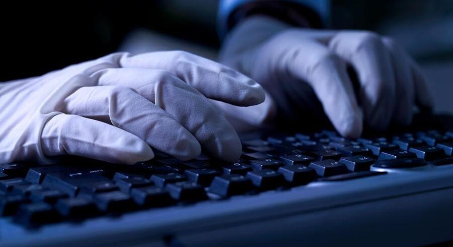 Arkivfoto. I kampen mod den form for kriminalitet har Rigspolitiets Cyber Crime Center udviklet et register, som efter planen skal være klar til brug inden udgangen af i år.