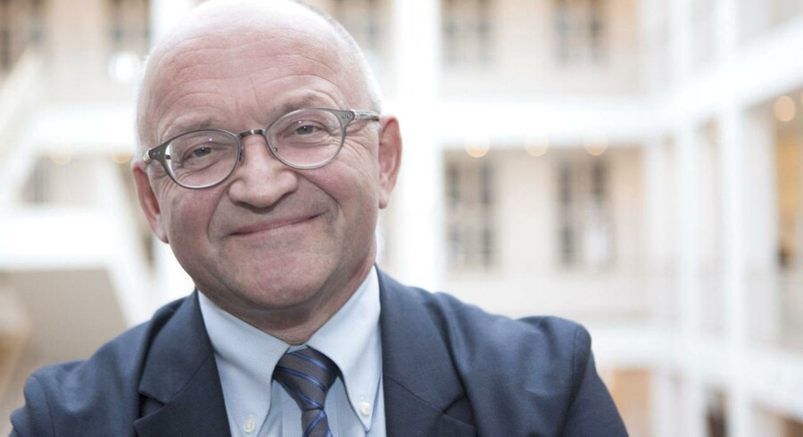 PensionDanmarks topchef Torben Möger Pedersen