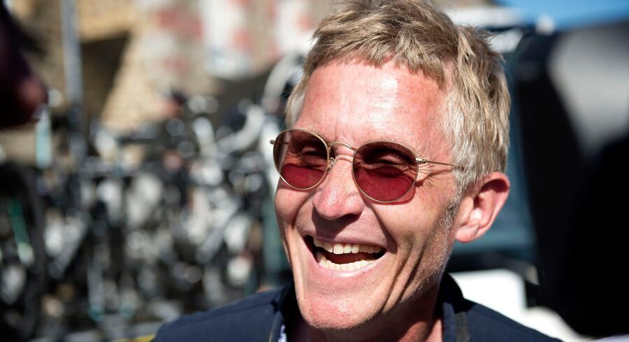 Brian Holm, sportsdirektør for Etixx-Quickstep.