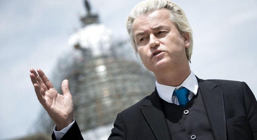 Den hollandske politiker Geert Wilders bekræfter, at han vil deltage ved Folkemødet på Bornholm.