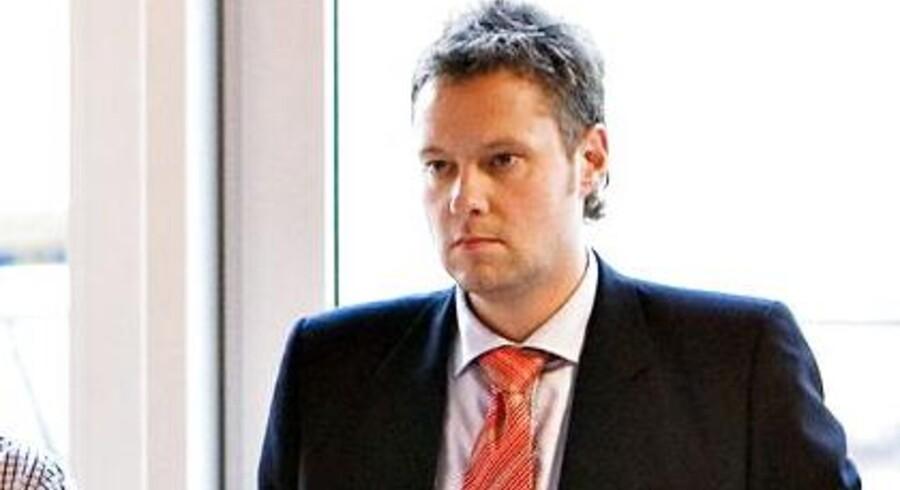 Finansministeriets departementschef, David Hellemann, topper listen over mest magtfulde embedsmænd.