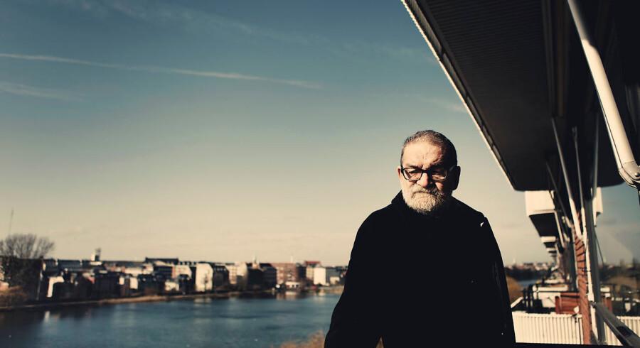 ARKIVFOTO. Mogens Rukov.
