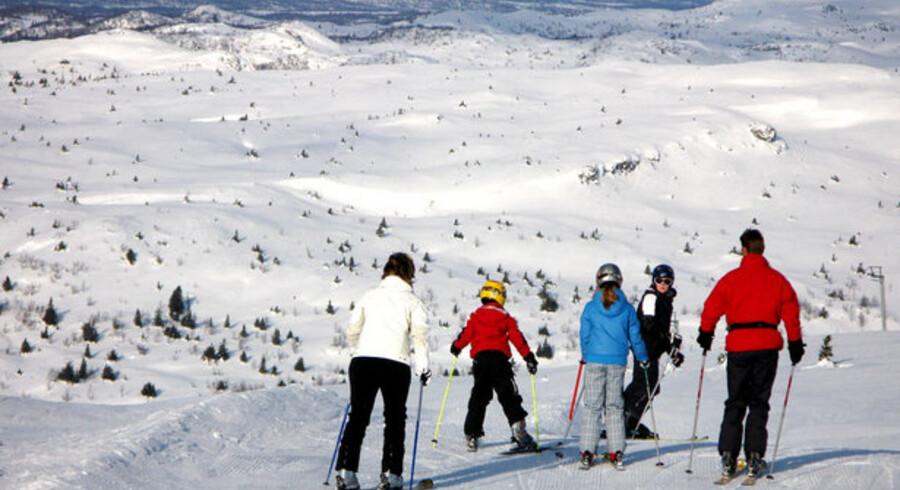 Både SVerige og Norge er på vej ned ad bakke. Foto: Judith Betak, Scanpix