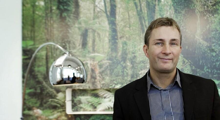 Lars Lyse Hansen, administrerende direktør for Bolia A/S, har været med til at sikre selskabets regnskabsrekord og muligheden for ekspansion