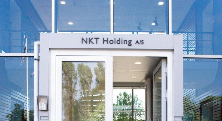 NKT Holding præciserer forventningerne til 2015, hvor selskabet nu venter en organisk vækst på omkring 3 pct. og en stigning i den operationel EBITDA-margin i standardmetalpriser på omkring til 0,5 pct.point fra 9,6 pct. i 2014.