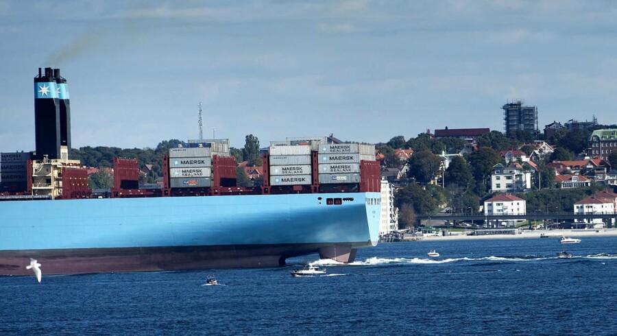Maersk Supply Service har fået kontrakt på 1,61 mia. kr.