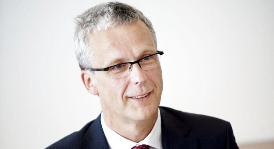 - Med indgåelse af aftalen har vi taget et meget væsentligt skridt i afviklingen af de kunderelaterede aktiviteter i koncernen, som vi har overtaget fra nødlidende pengeinstitutter, udtaler Henrik Bjerre-Nielsen, administrerende direktør i Finansiel Stabilitet.