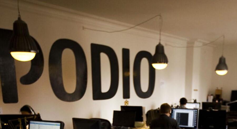 Fremtidens kommunikation handler om let adgang til informationer og uformelle netværk, hvor brugerne kan samarbejde og udbygge fælles viden. Et eksempel på dette kunne være danske Podio.