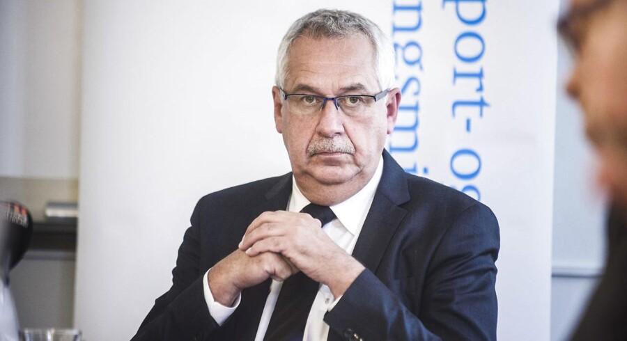 Danmarks definition af en cabotagetur er i overensstemmelse med EU-reglerne, siger Hans Christian Schmidt.