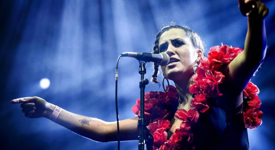 """Nummeret """"Hey Love"""" med den danske duo Quadron blev et af sommerens største hits og var med til at løfte musikstreaming herhjemme til nye højder. Foto: Torkil Adsersen"""