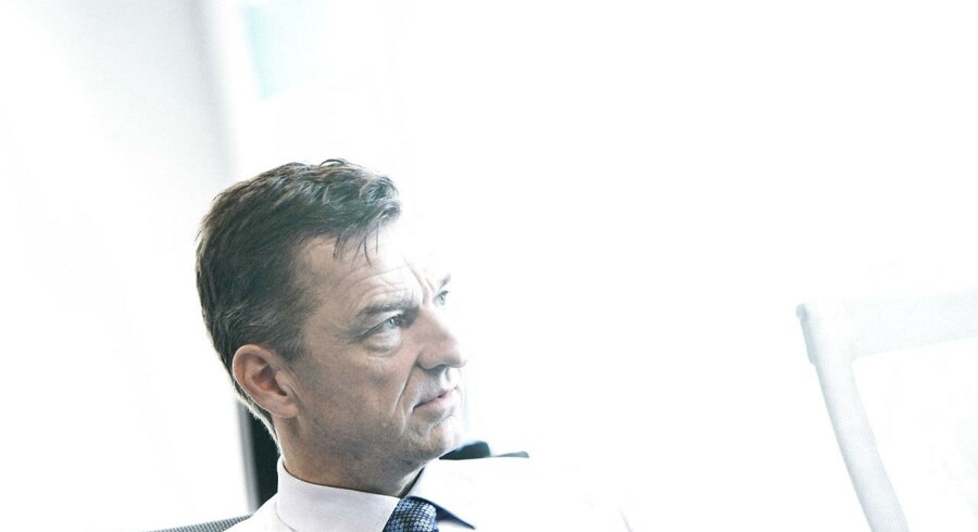 Jakob Thomasen, topchef for Maersk Oil, skruer nu kraftigt ned for virksomhedens ambitioner i USA. Arkivfoto: Asger Ladefoged
