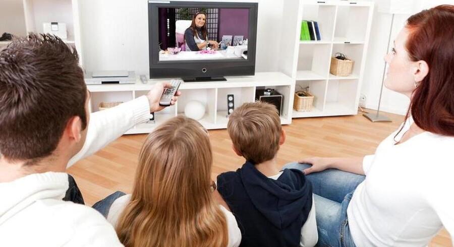Familierne kan fortsat ikke frit vælge, hvilke kanaler de vil se, men grebet løsnes langsomt. Foto: Iris/Scanpix