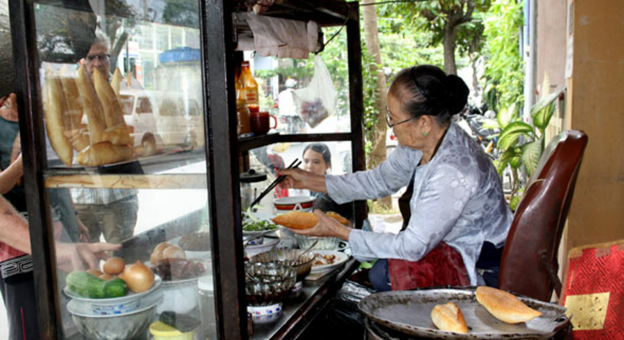Man kan nemt fare vild i det vietnamesiske spisekort.