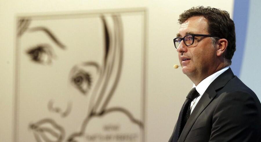 Loewes topchef Matthias Harsch håber at have selskabet ude af insolvens per 1. januar.