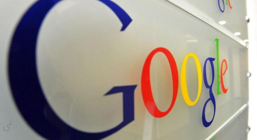 Google begyndte i sidste uge at slette søgeresultater, men allerede nu vælter kritikken ind. Arkivfoto: Georges Gobet, AFP/Scanpix