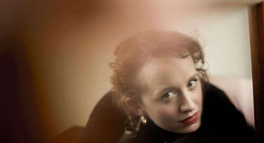 Olga Ravn. Foto: Linda Kastrup