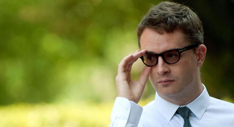 Nicolas Winding Refn vandt De Gyldne Palmer med filmen Drive, men filmen missede Oscar-nominering.