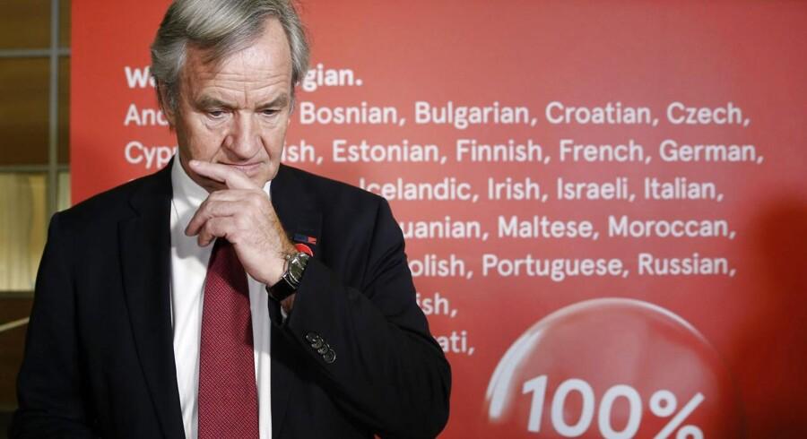 Norwegians topchef, Bjorn Kjos