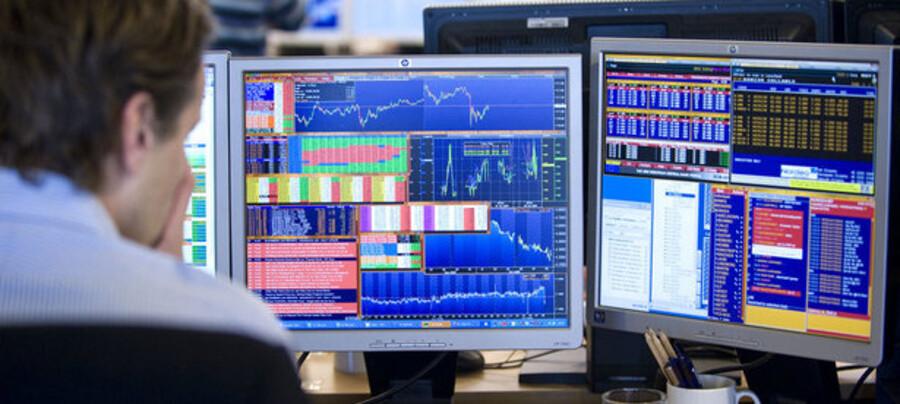 Tirsdag var endnu en optursdag for de danske aktier. Foto: Jens Nørgaard Larsen, Scanpix