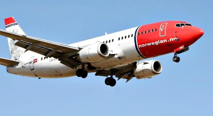 Nu er parterne i Norwegian-strejke måske på vej tilbage til forhandlingsbordet. De mødes i dag klokken 13. Foto: Brian Bergmann/Scanpix.