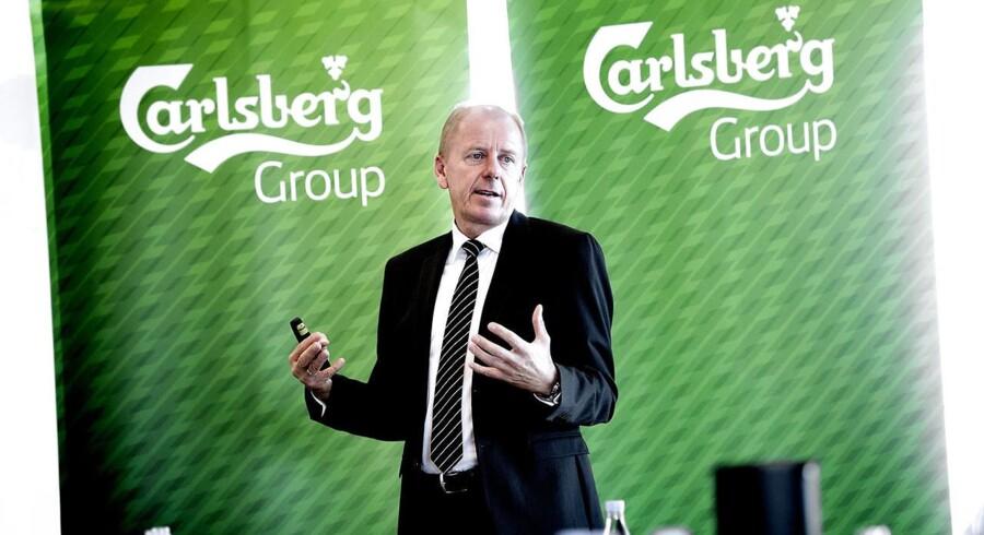 -Arkiv- SE RITZAU I forbindelse med ny spareplan skærer Carlsberg 2000 stillinger, oplyser selskabet BV.: