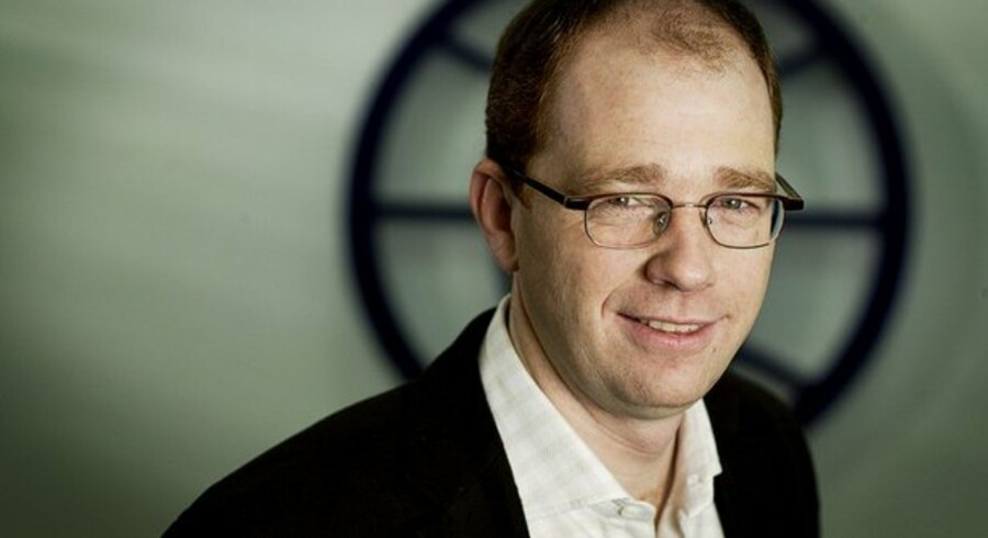 Allan Hansen er ny adm. direktør i Nordisk Film.