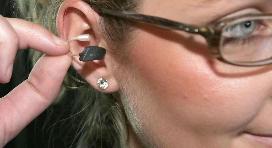 GN Resound-høreapparat