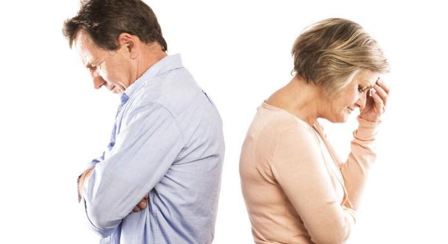 Uden særeje skal man ved skilsmisse - som udgangspunkt - ganske enkelt dele alt.