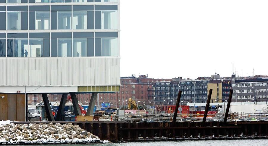 FNs nye klimacenter får hjemsted i FN-byen i Nordhavns-kvarteret i København.