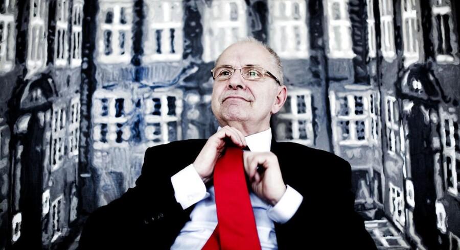 JP/Politikens Hus' formand, Jørgen Ejbøl, ventes at afgå som formand i forbindelse med fremlæggelse af selskabets årsregnskab mandag.
