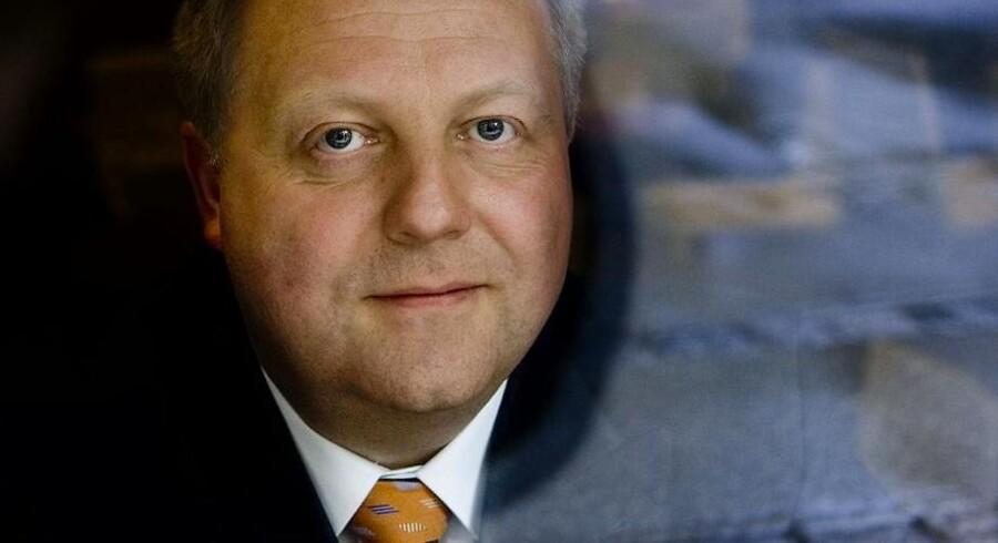 Claus Ren, adm. direktør i flystelskabet Jet Time. Arkivfoto: Sigrid Nygaard