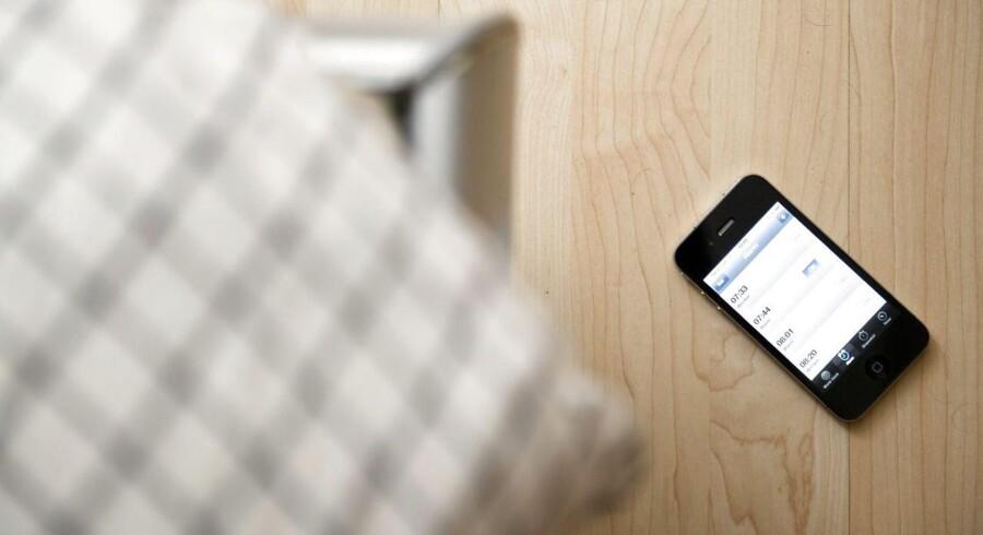 Tager du også din smartphone med i seng?