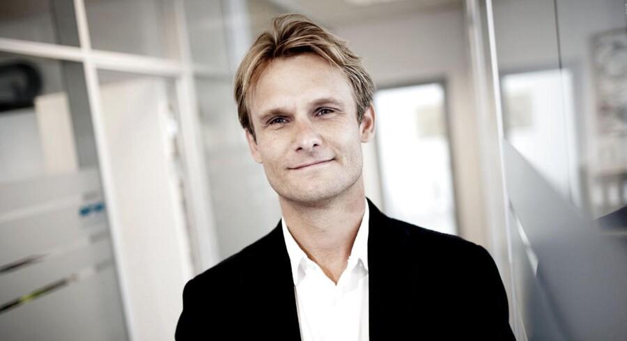 Peter Holme Jensen, der står bag en banebrydende vandrensningsteknolog, kan bruge prestigefyldt europæisk patent-pris i forhandlingerne med strategiske investorer. Ejendomsinvestor bag Aquaporin står til at gøre sin hidtil bedste forretning.