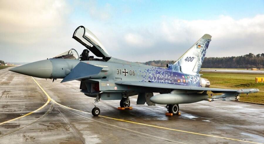 Eurofighter kræver mange ressourcer af det forsvar, der benytter sig af kampflyet. Til gengæld har Eurofighteren en stor rækkevidde.