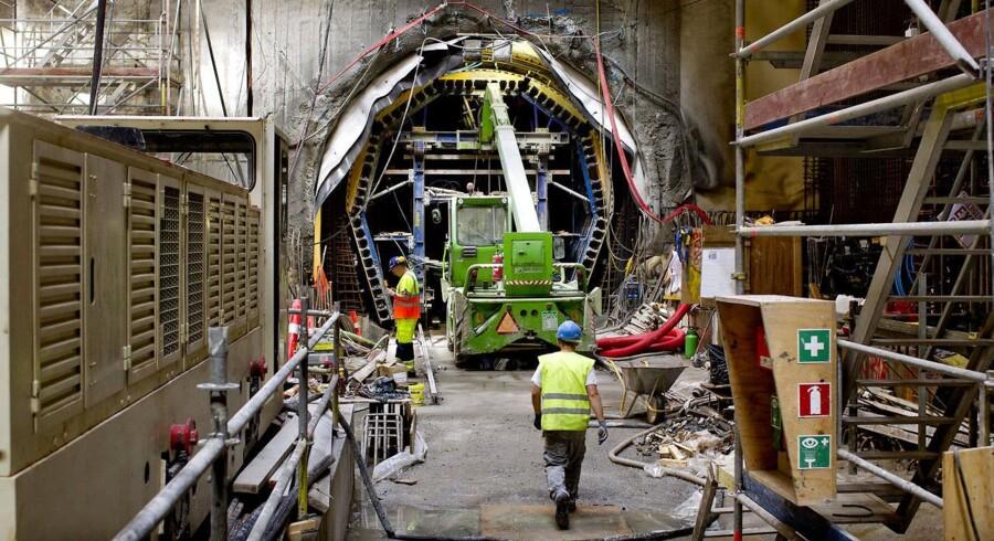 Der er indgået en ny aftale, der skal gøre arbejdsforholdene bedre på metroarbejdet.