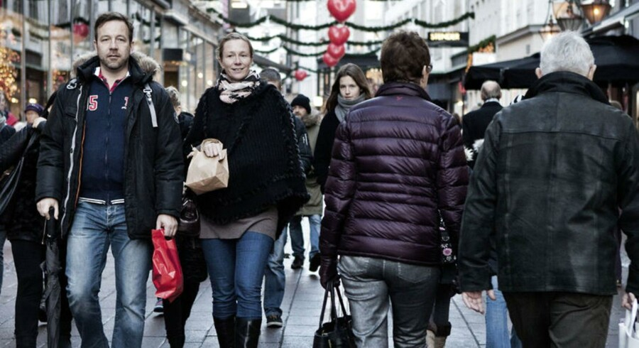 Sidste år byttede 34 procent - eller lidt mere end hver tredje dansker - en eller flere julegaver