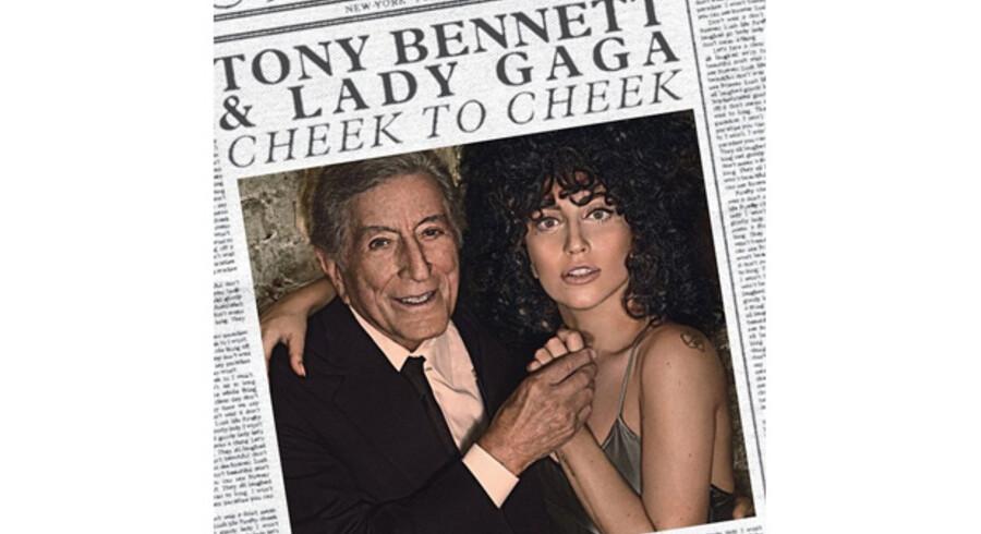 »Cheek to Cheek« af Tony Bennet og Lady Gaga