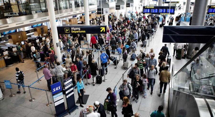 Landets største lufthavn bevæger sig opad blandt de største lufthavne i Europa og overhaler Zürich Lufthavn.