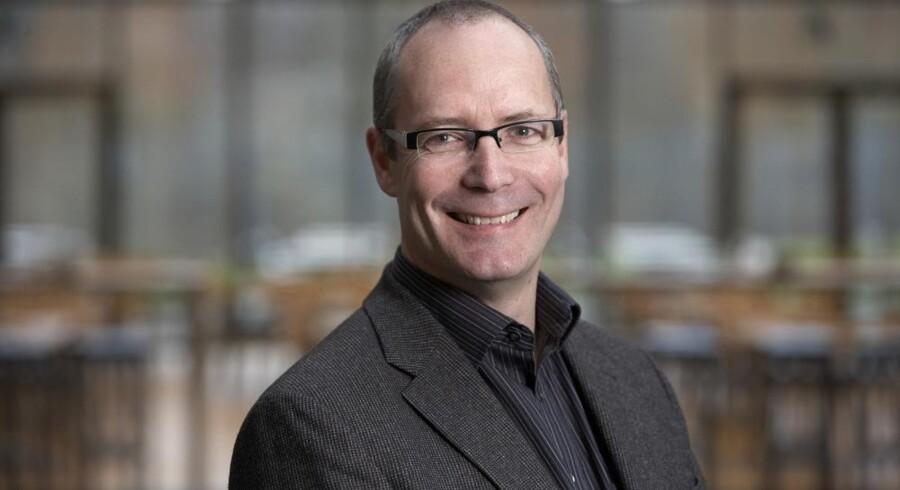 Systematics koncernchef, Lars Johansson, skifter fra årsskiftet til Atea.
