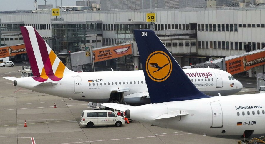 Lufthansa lancerer i dag den nye direkte flyrute mellem Aalborg og en af Europas centrale knudepunkter, Flughafen Frankfurt.